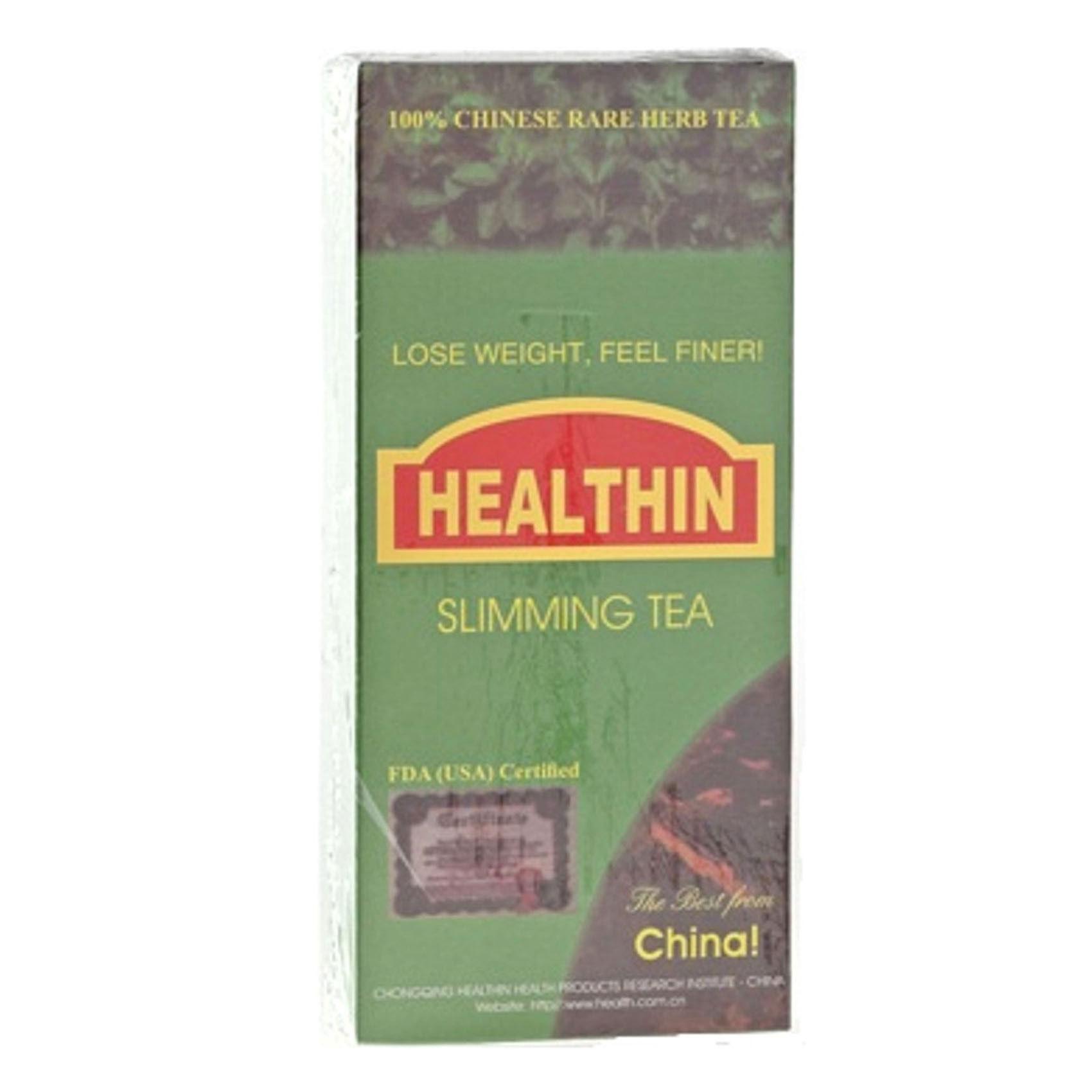 HEALTH SLIM TEA