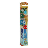 Jordan Step by Step Soft Toothbrush for Children 3-5 years