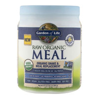 Garden of Life Raw Organic Meal Vanilla 474g