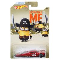 Hotwheels Themed Car - Minions