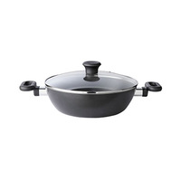 Tefal Stainless Steel Madras Kadai With Lid 30CM