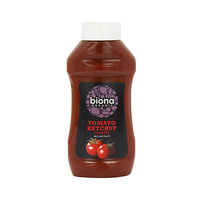 Biona Organic Tomato Ketchup Squeezy 560GR