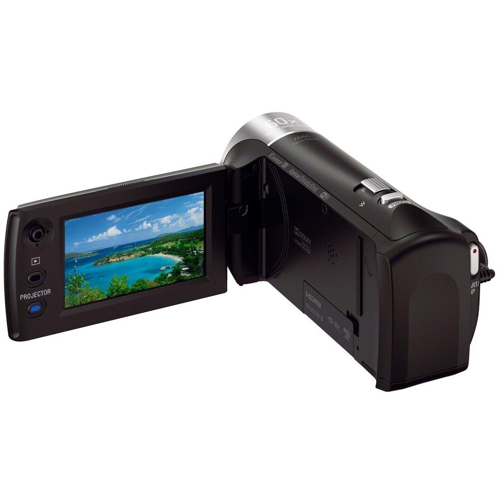 SONY CAM PROJ HDRPJ410+8GB+CASE