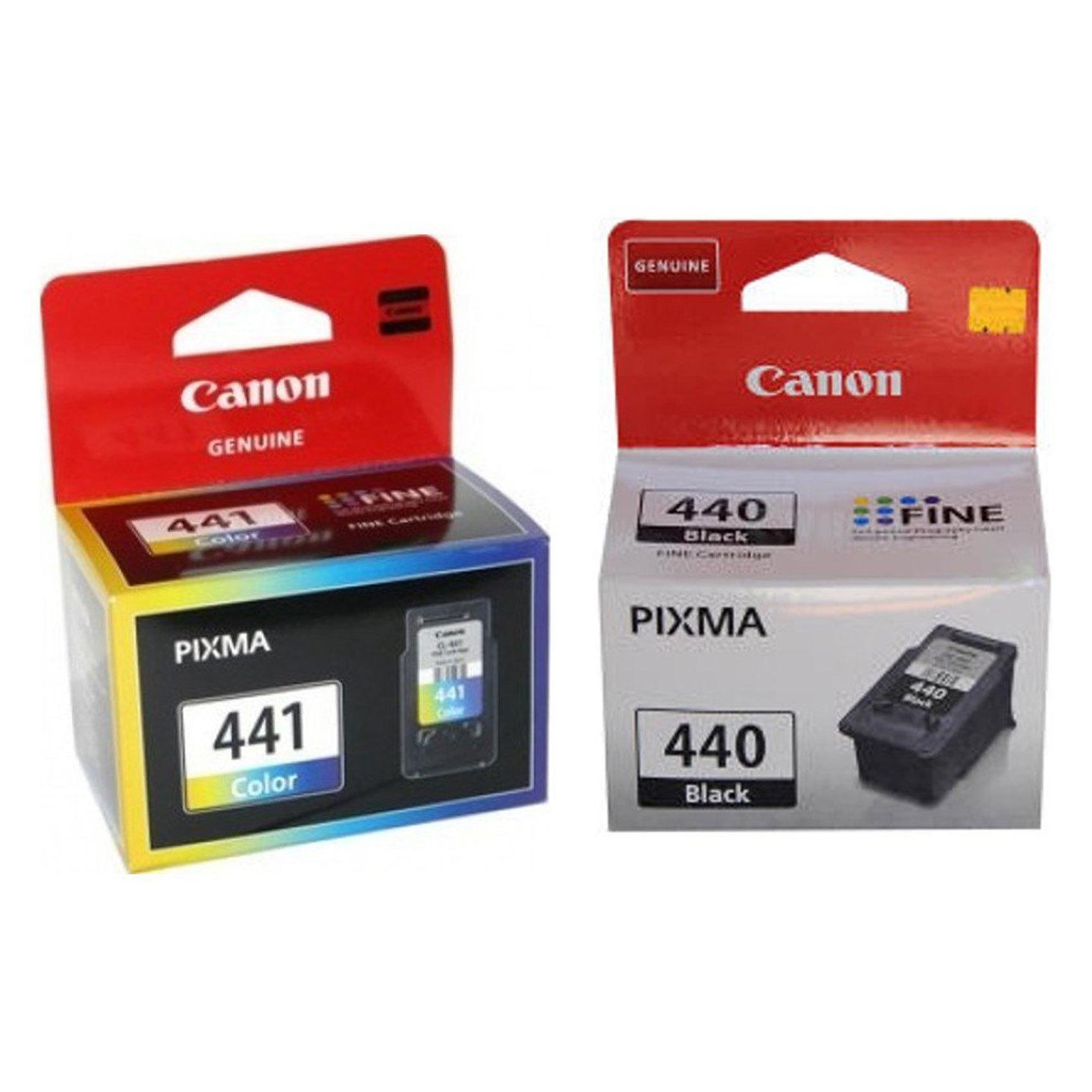 CANON CART PG440 & CL441