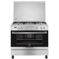 Electrolux 90X60 Cm Gas Cooker EKK-925 AOOX 5Burners
