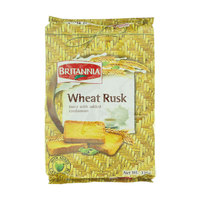 Britannia Wheat Rusk Toast with Added Cardamom 335g