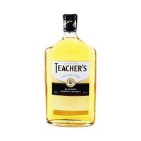 Teachers Blended 40% Alcohol Scotch Whisky 50CL