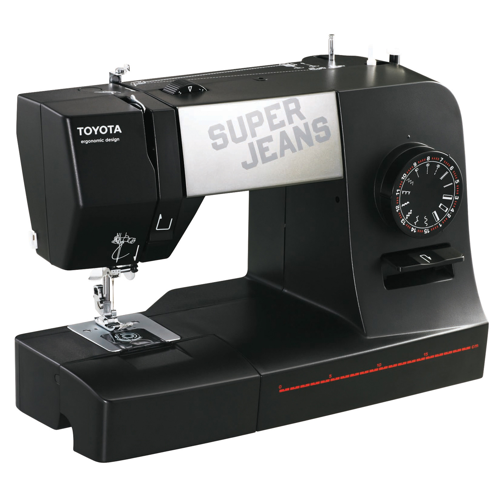 TOYOTA SEWING MACHINE J15