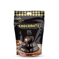Chocodate Almond 85% Extra Dark 100g