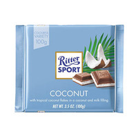 Ritter Sport Chocolate With Coconut 100GR