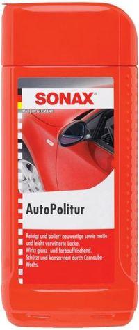 سوناكس عبوة ملمع السيارات سعة 500 ملليلتر