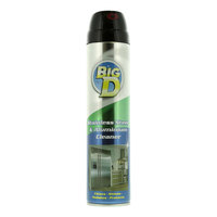 Big D Stainless Steel And Aluminium Cleaner 300ml