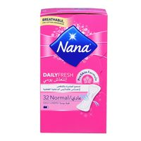 Nana Normal Daily Liners 32 Pads