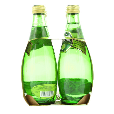 Perrier-Natural-Sparkling-Mineral-Water-Lime-Glass-Bottle-4x330ml