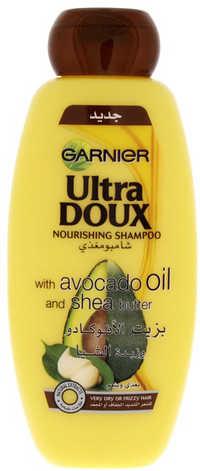 Garnier Ultra Doux Avocado Oil And Shea Butter Shampoo 700 ml