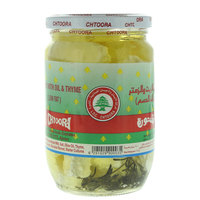 Chtoora Cheese with Oil & Thyme (Low Fat) 600g