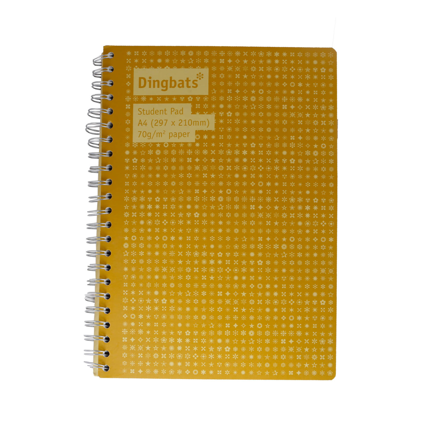 ABC NOTE BOOK A4 HARD COVER 160SHEE