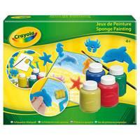 Crayola Sponge Painting Kit