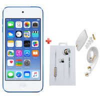Apple Ipod Touch 16GB Blue + Sudio Klang Earphone