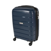 Travel House Hard Luggage Pp Size 20 Inch Blue