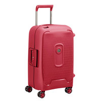 Delsey Moncey 4Dw Cab Trl 55Cm Red