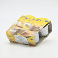 CARFFOUR RICE CAKE PUDDING 4 X 100 G
