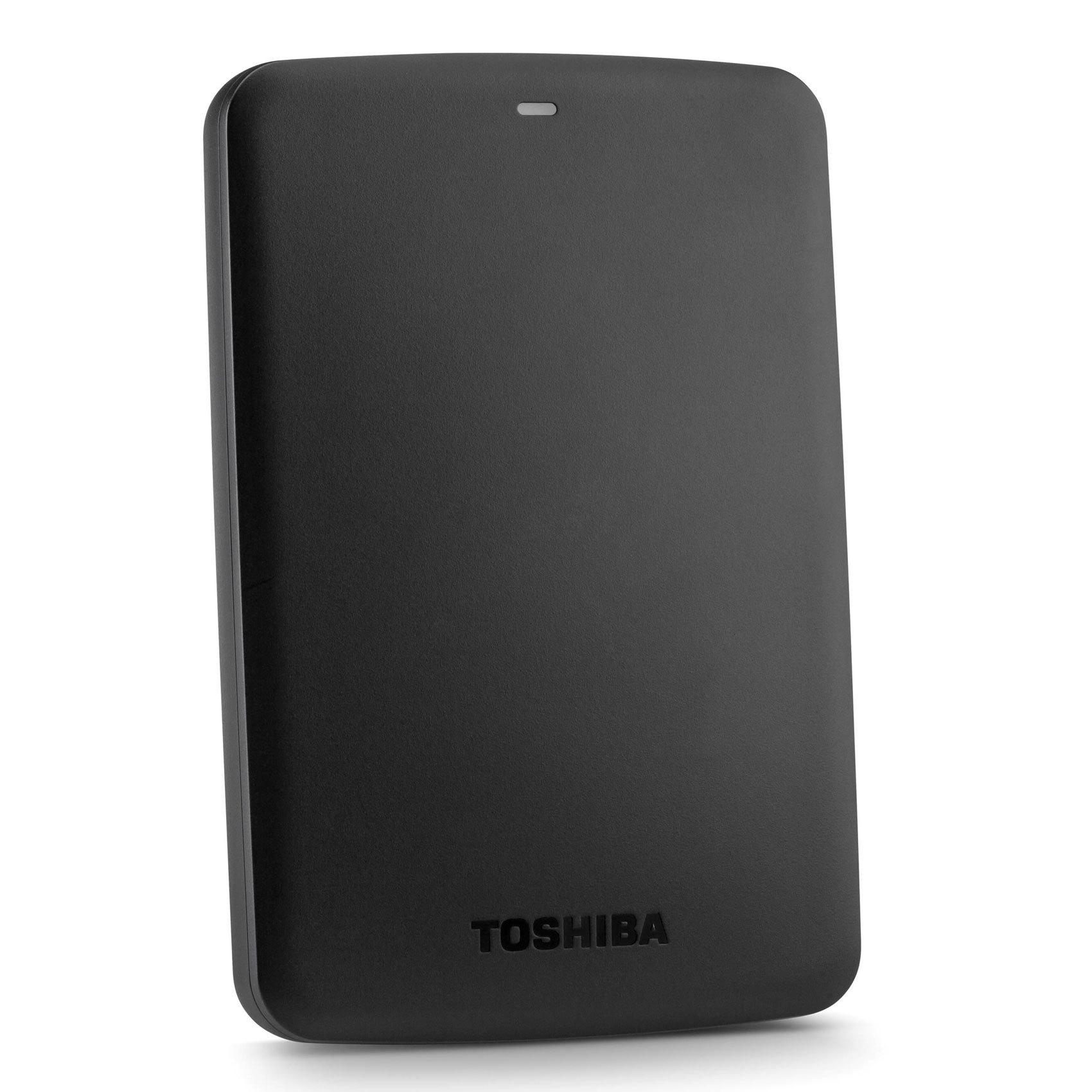 TOSHIBA HDD 3TB CANVIO BASICS