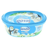 Igloo Ice Cream Vanilla 1L