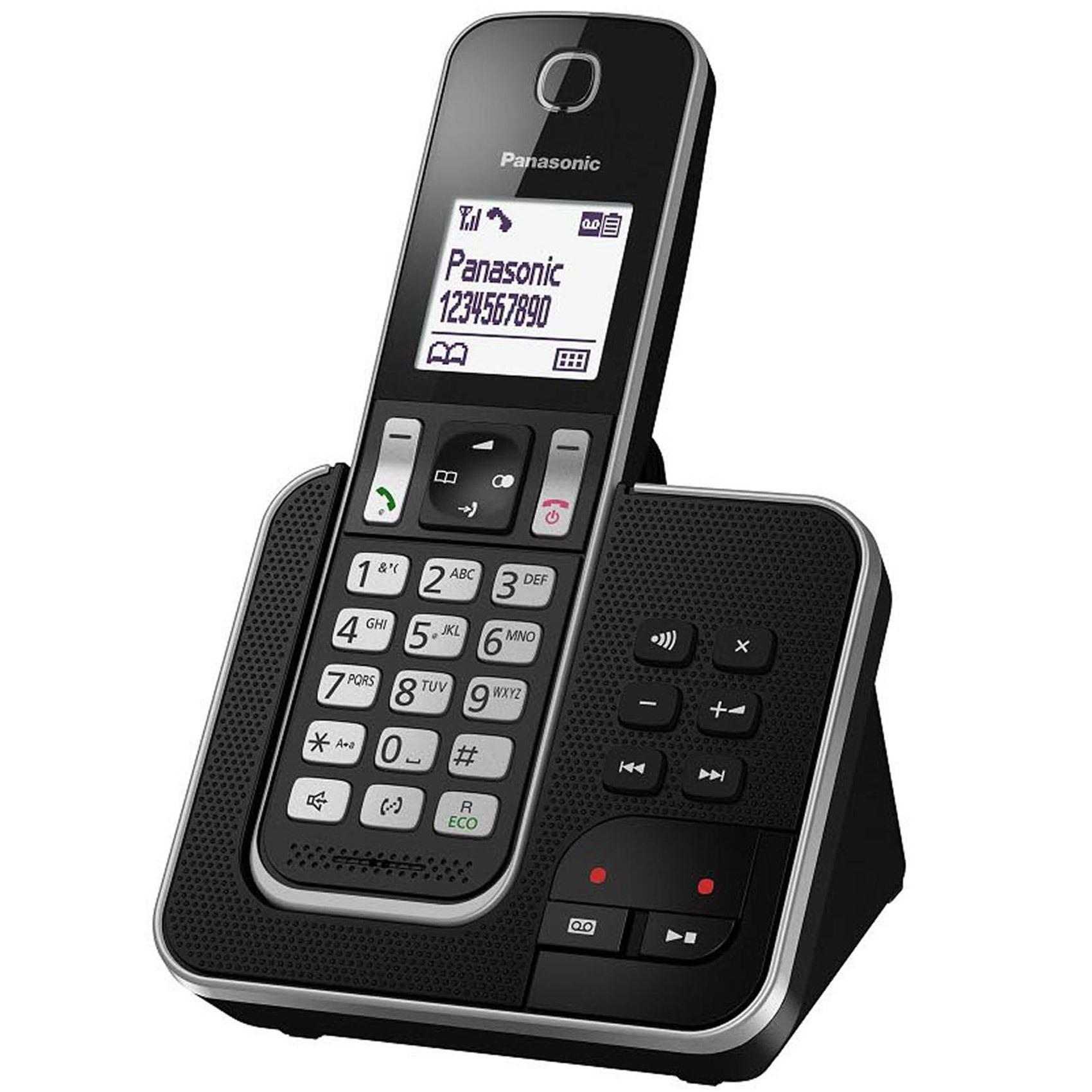 PANASONIC KX-TGD320UEB DECT PHON BK