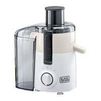Black&Decker Juice Extractor JE250-B5
