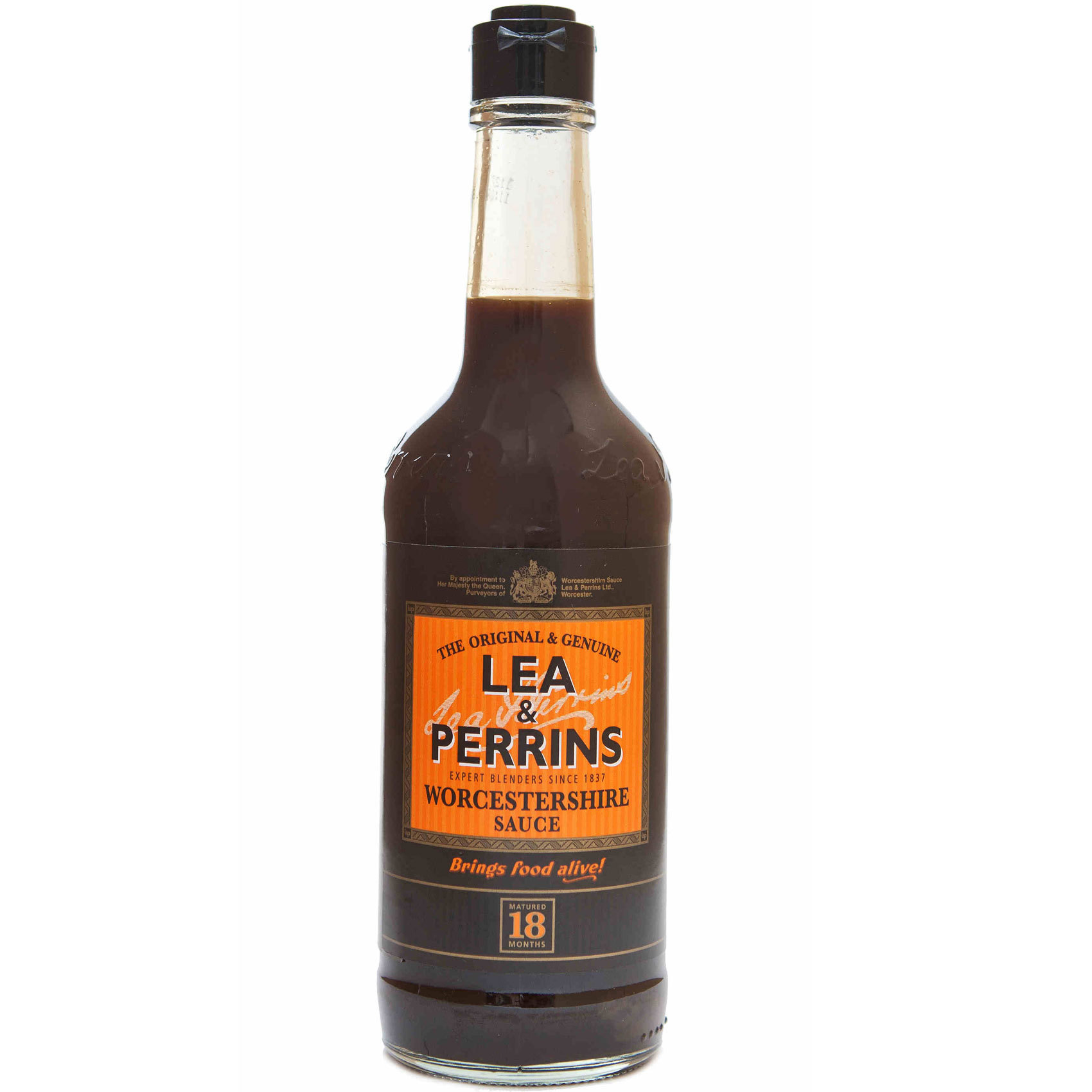LEA&P WORSECTER SAUCE 290ML