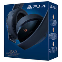Sony PS4 Wireless Stereo Headset 500 Million Limited Edition