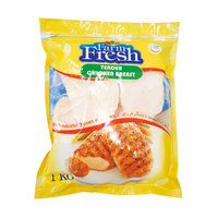 Farm Fresh Chicken Breast IQF 1Kg