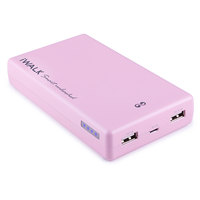 iWalk Power Bank 2 Port 13000mAh Pink