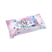 Disney Wipes Frozen Organic 15 Sheets