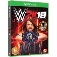 Microsoft Xbox One WWE 2K19