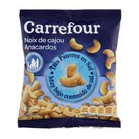 Carrefour Cashew Nut Unsalted 125g