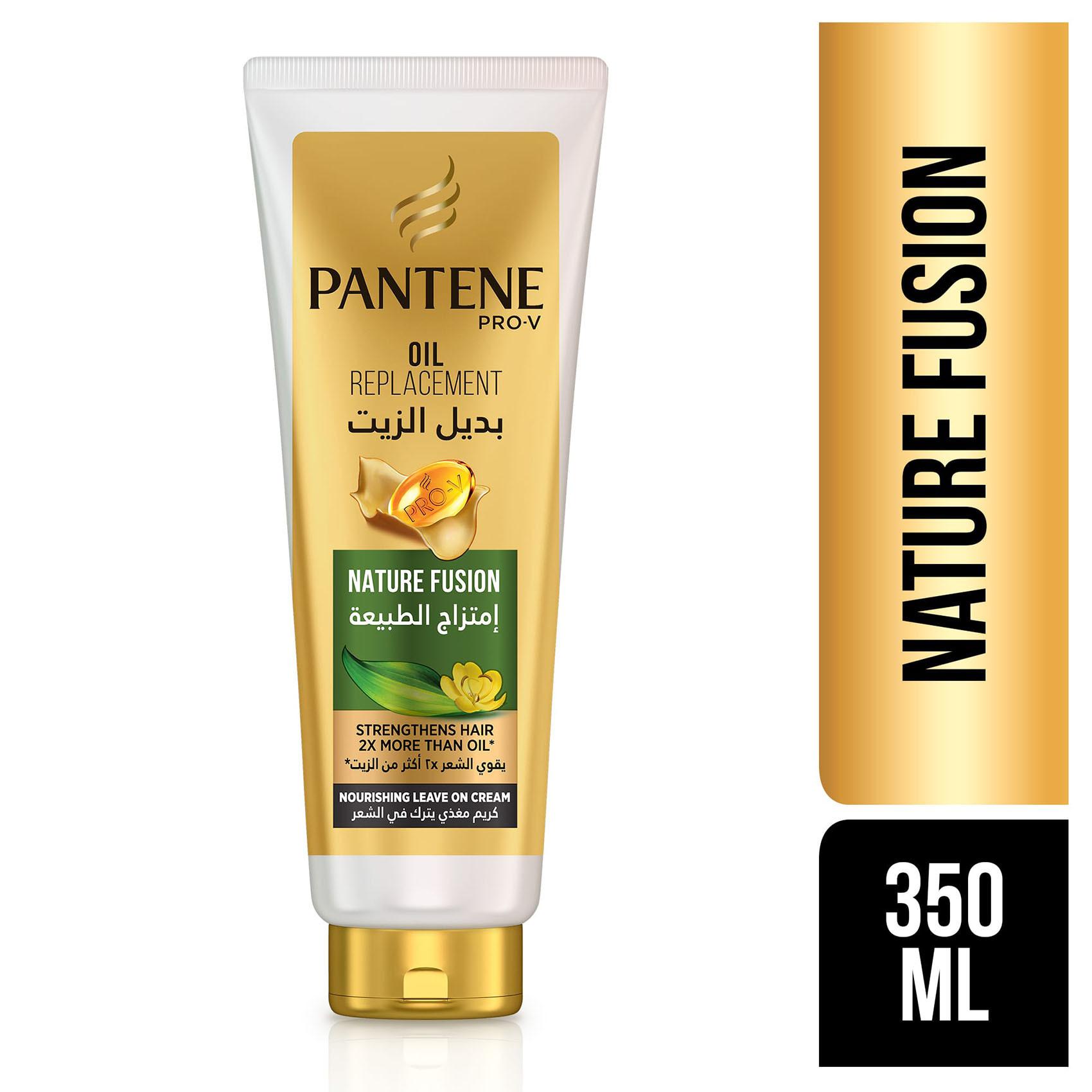 PANTENE OIL REP  NAT  FUSION  350ML