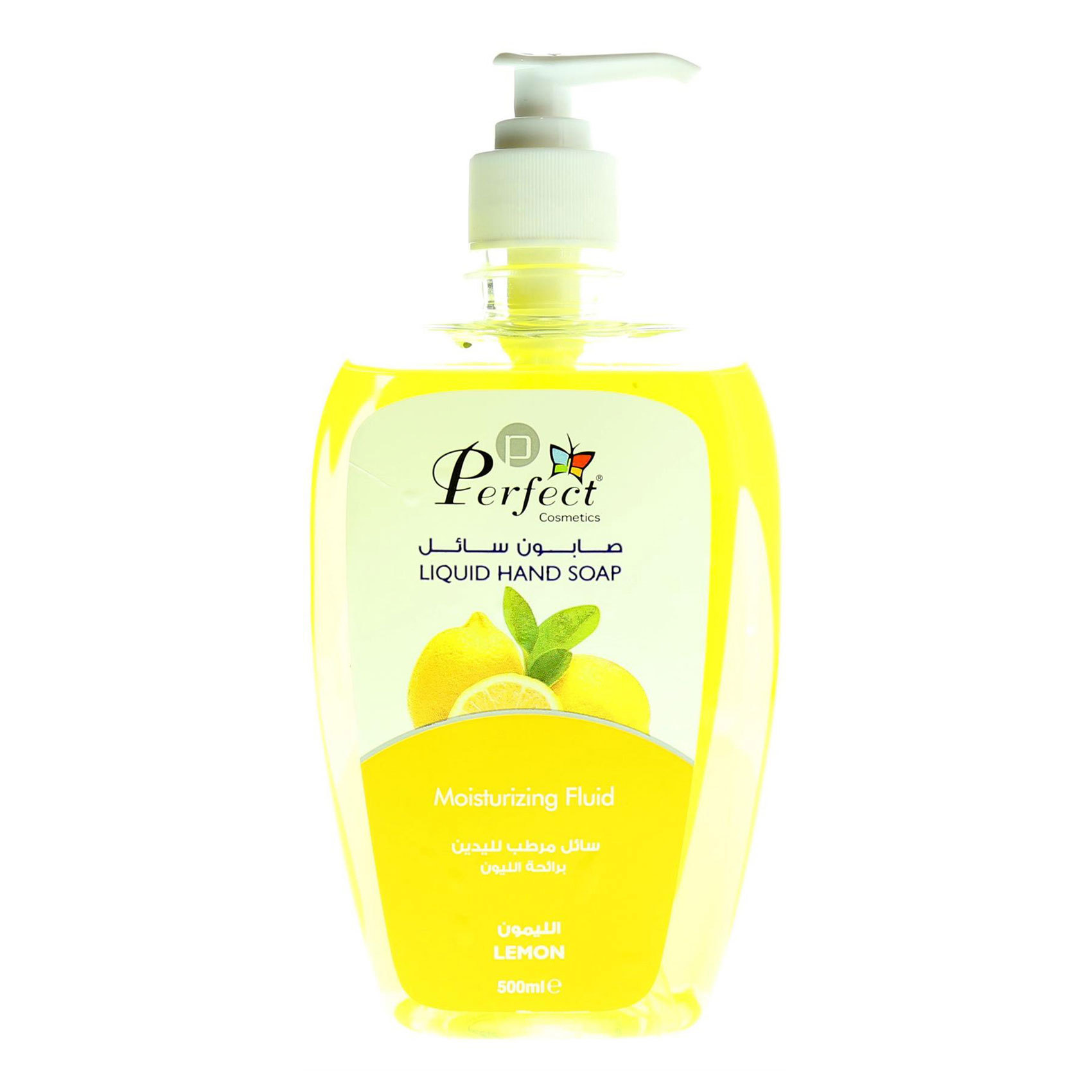 PERFECT LEMON HANDWASH 500ML