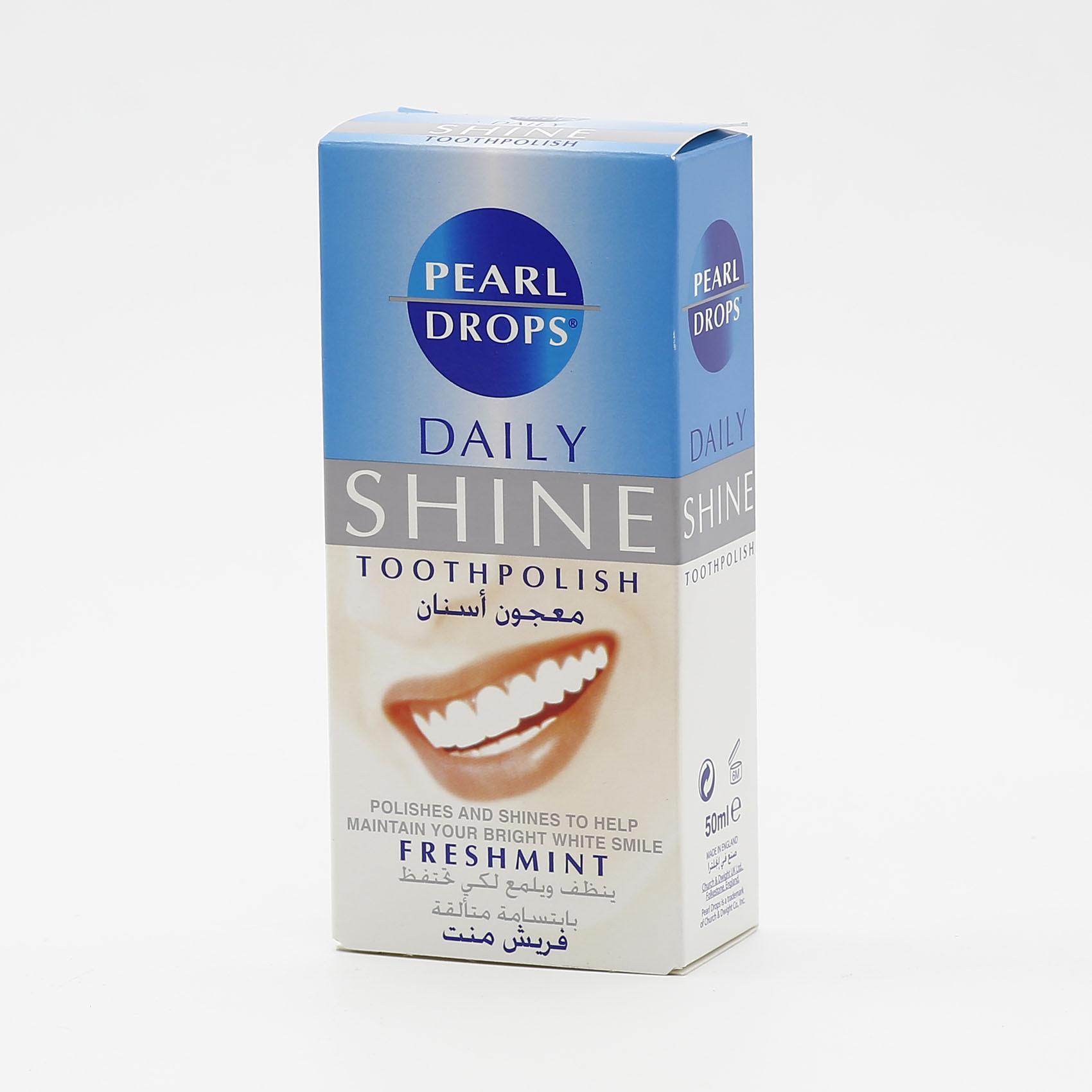 PEARL DROPS D.SHINE FRESHMINT 50ML