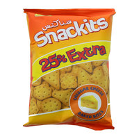 Snackits Cheddar Cheese Biscuits 40g