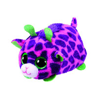TY Teeny Tys Giraffe Ferries Pink