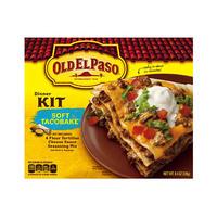 Old El Paso Dinner Kit Soft Tacobake 238GR