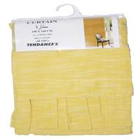 Tendance's Curtain Yellow 140X240cm