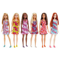 Barbie Chic Barbie - 3 Assorted (only 1 provided)