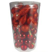 Balls Set 60Pcs/6cm Red