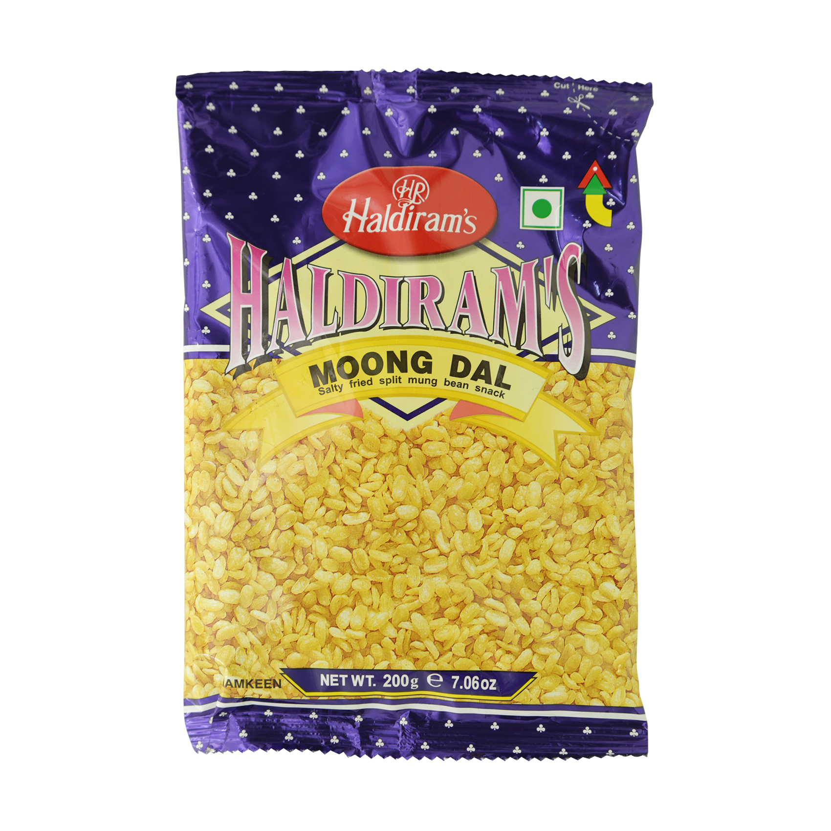 HALDIRAM'S FRIED MOONG DAL 200G
