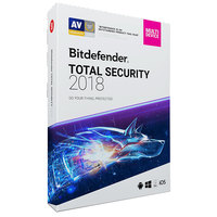 Bitdefender Total Security 2018- 5 User