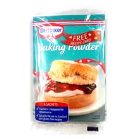 Dr. Oetker Baking Powder 6 x 5 g