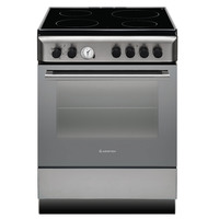 Ariston 60X60 Cm Electric Cooker A6V530X